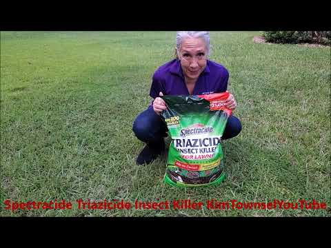 Spectracide Triazicide Insect Killer | KimTownselYouTube