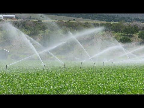 Super Simple Sprinkler Irrigation System Installation complete process step by step, Drip Irrigation