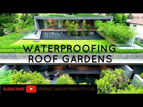 How To Waterproof Rooftop Gardens
