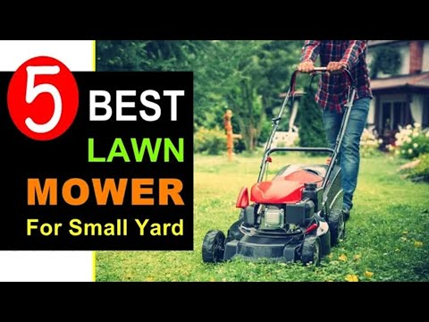 Best Lawn Mower 2020 🏆 Top 5 Best Lawn Mower for Small Yard