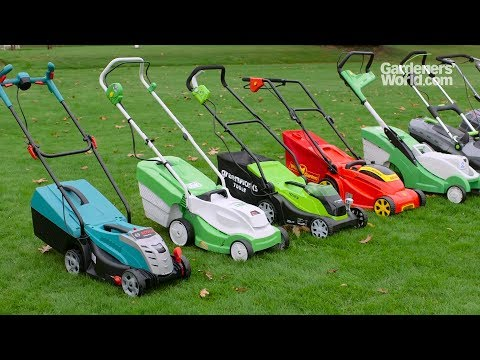 Cordless lawn mowers - Buyer's Guide